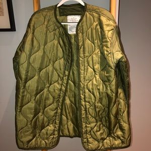 Urban outfitters, urban renewal military jacket